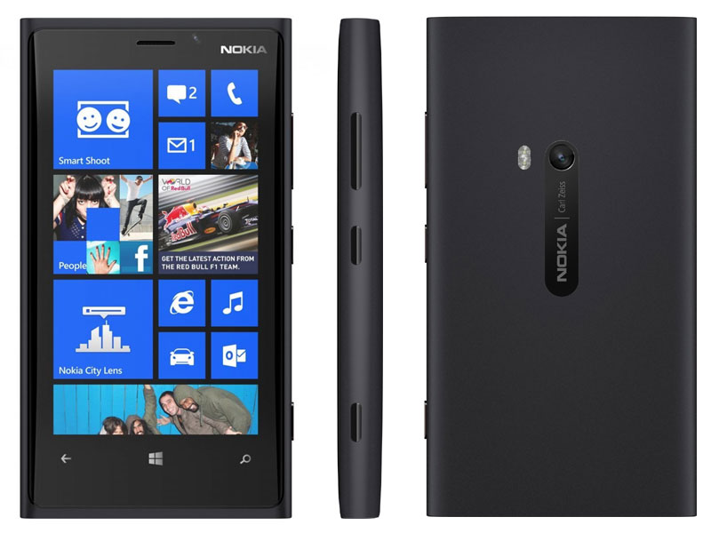 Nokia Lumia 920 matt black