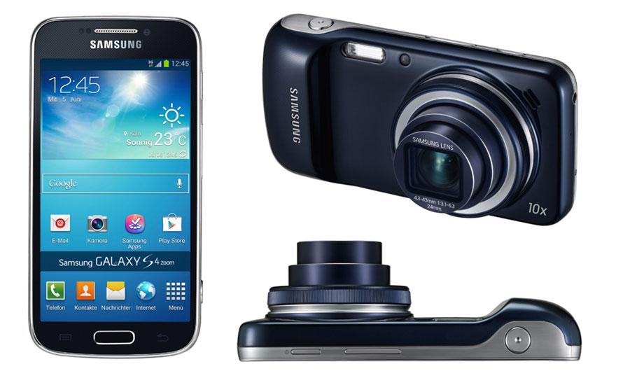 Samsung Galaxy S4 Zoom Mit 16mp Kaufen