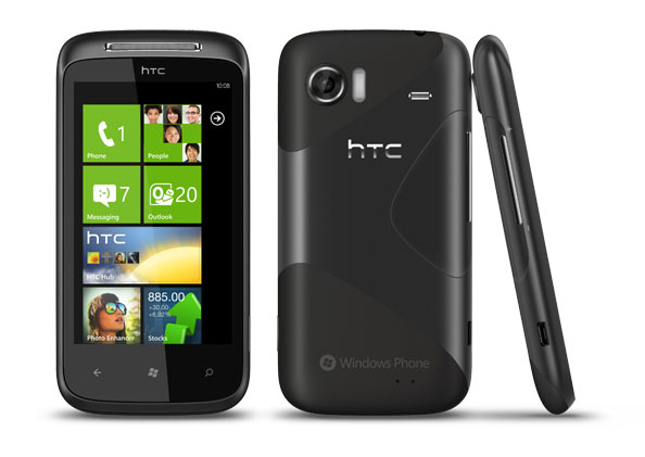 HTC 7 Mozart black