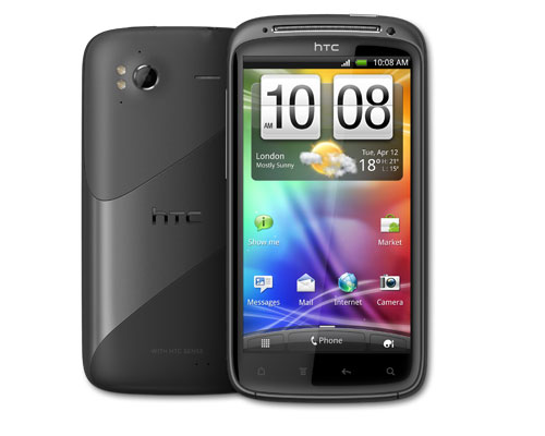 HTC Sensation grey