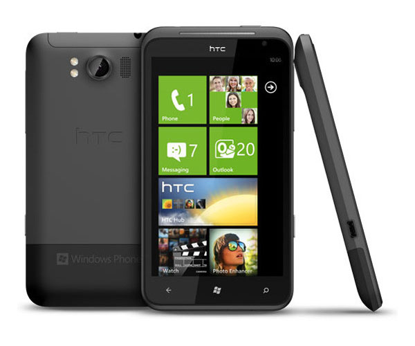 HTC Titan black