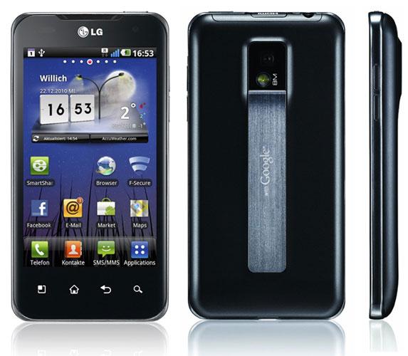 lg optimus speed p990 dual core smartphone kaufen. Black Bedroom Furniture Sets. Home Design Ideas