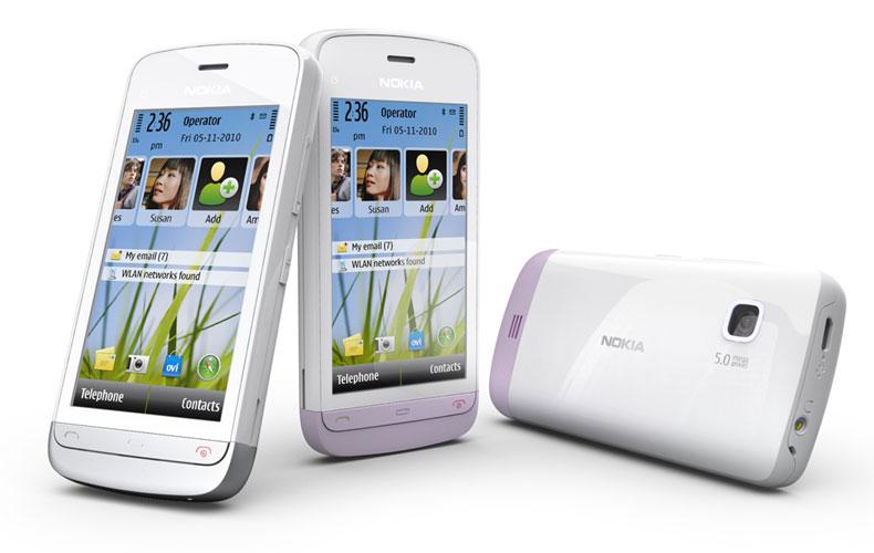 nokia c5-03. Bilder Nokia C5-03 Bild,