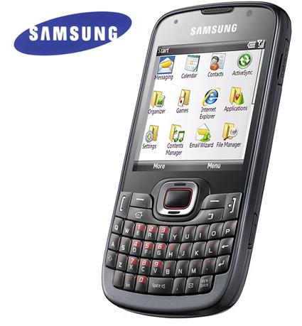 Link: Samsung B7330 OmniaPro black (schwarz)