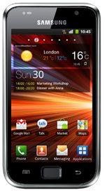 Samsung Galaxy S II GT-I9100G - 16GB - Black (Unlocked ...