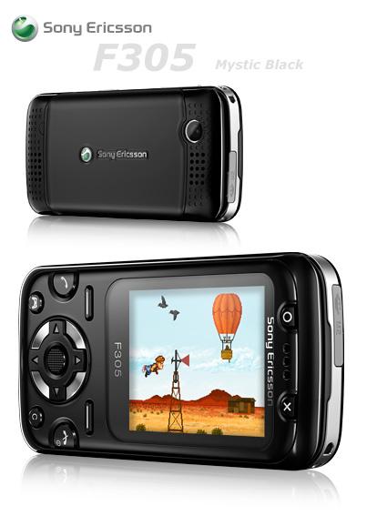 Sony Ericsson F305 Motion Gaming Handy kaufen
